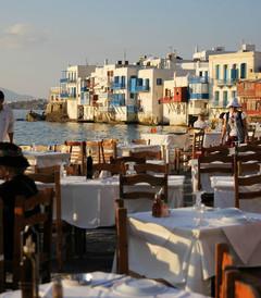 [希腊游记图片] 希腊14日一城三岛:Mykonos(2)
