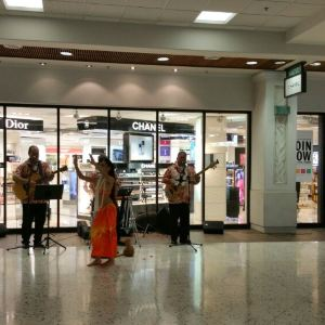 火奴鲁鲁国际机场旅游景点攻略图