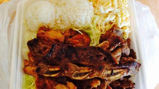 L & L Hawaiian BBQ