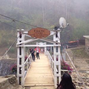 沙坝旅游景点攻略图