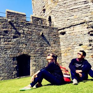 苏格兰游记图文- 英国 浪漫并癫狂着的大不列颠夏季之旅 苏格兰\伦敦\剑桥\切斯特\北威尔士\湖区 等