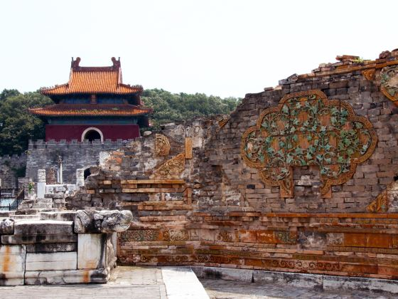 Xianling Mausoleum of the Ming Dynasty