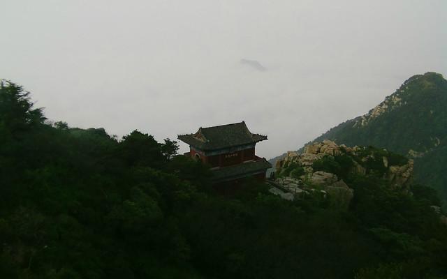 有时有晴有时雨·东岳泰山