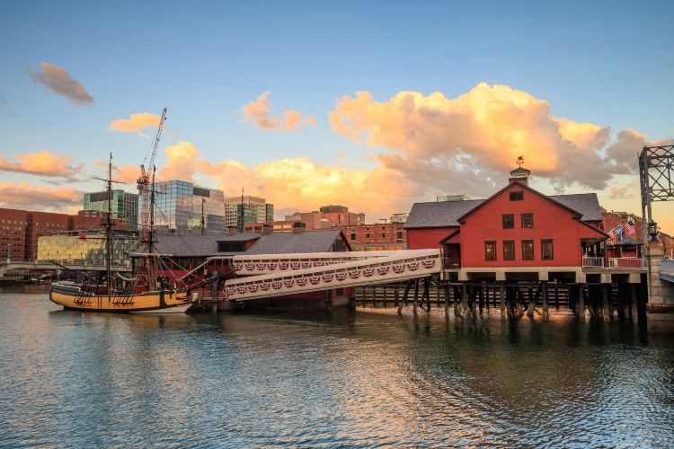 Boston Tea Party Ships & Museum1