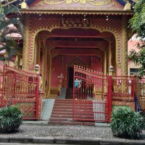 曼听佛牙寺旅游景点攻略图