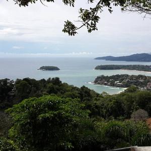 卡塔游记图文-雨季8月泰国普吉岛幸运快乐6日亲子之旅