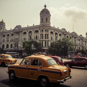 印度游记图文-印度旅行—加尔各答篇(Kolkata)