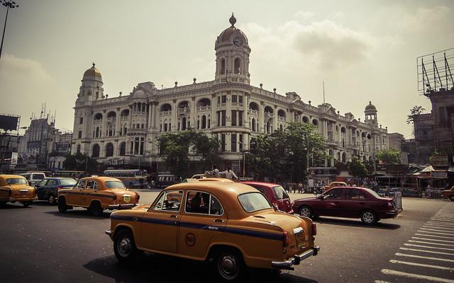 印度旅行—加尔各答篇(Kolkata)
