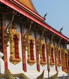 """[老挝游记图片] 2015年一月柬泰老之行:湄公南康河畔,体会琅不拉邦""""慢时光""""生活(第三部分,补发)"""