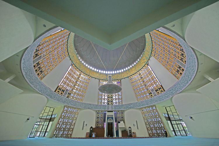 沙巴州立清真寺3