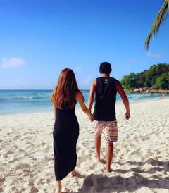 [塞舌尔游记图片] 【每日Best】☀Mr.Black&Ms.White☀ Seychelles,印度洋一滴蓝色的泪!