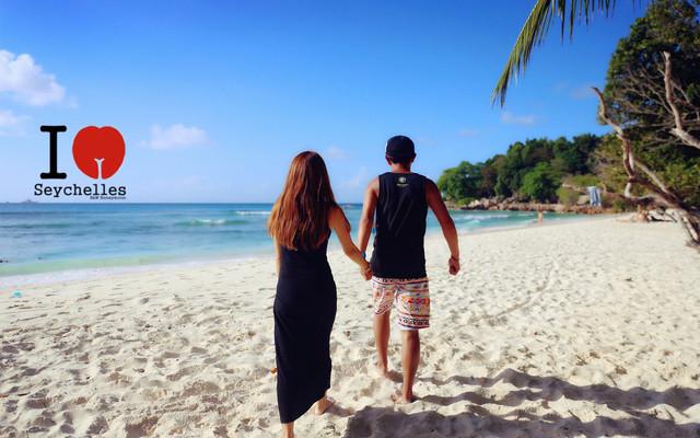 【每日Best】☀Mr.Black&Ms.White☀ Seychelles,印度洋一滴蓝色的泪!