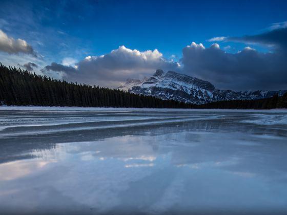 Two Jack Lake