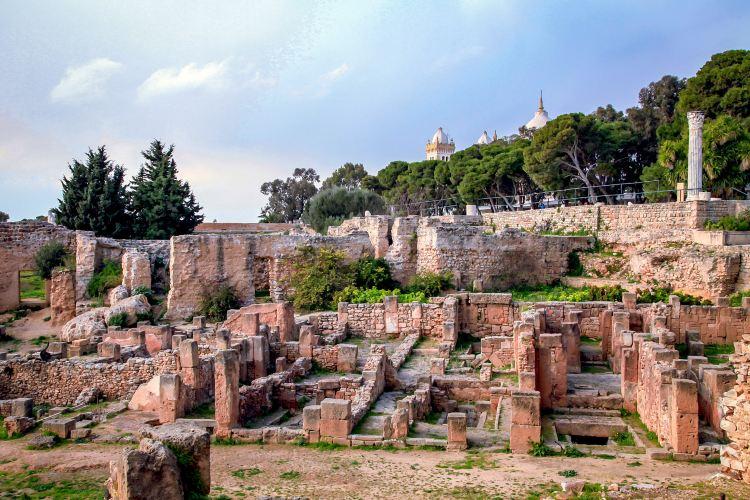 迦太基古城遺址2