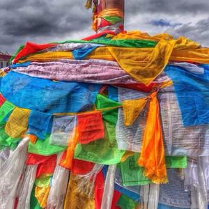 曲水游记图文-在薄情的世界深情的活--Miss Jo之西藏