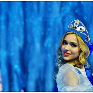 赤塔游记图文-打望美女:选美大赛上的俄罗斯美女与民族服装
