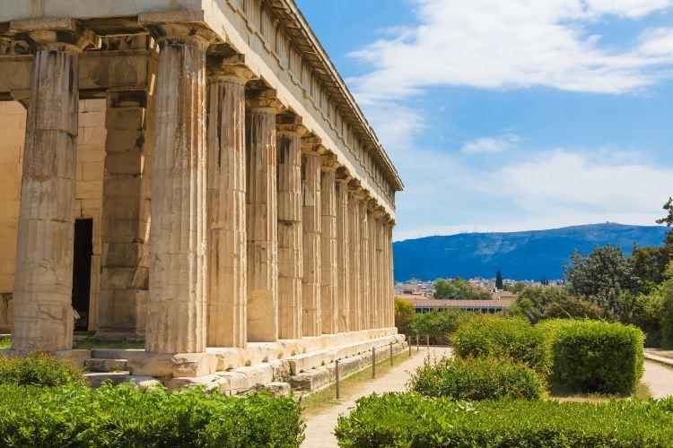 赫菲斯托斯神廟1