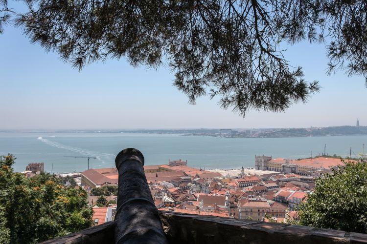 São Jorge Castle2