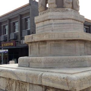 宝坻石幢旅游景点攻略图