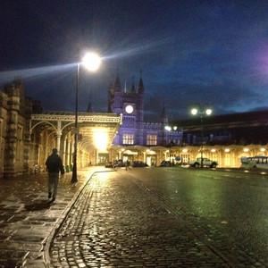 布里斯托尔游记图文-暴风雨来临前的大晴天 我在伦敦