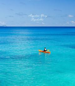 [塞舌尔游记图片] 深深陷入Tiffany蓝——塞舌尔的那片海(情侣蜜月度假天堂)
