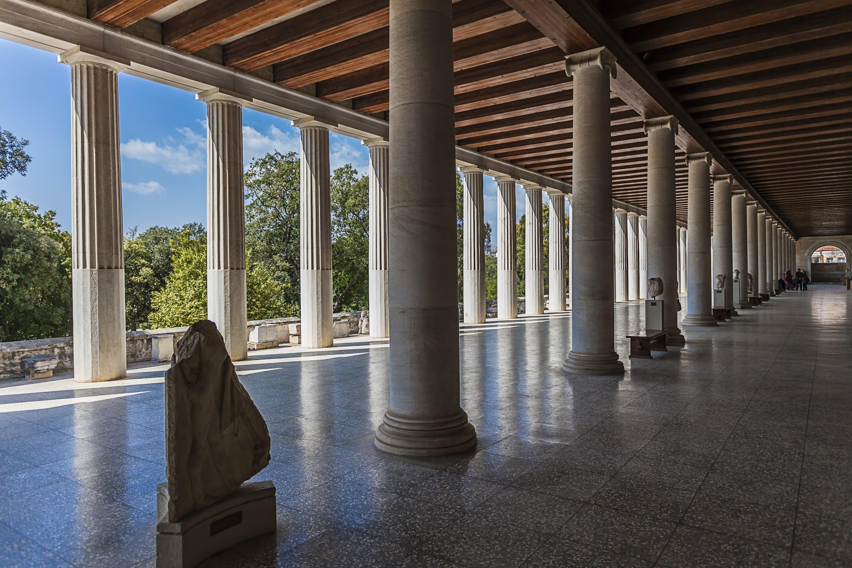 阿塔罗斯柱廊