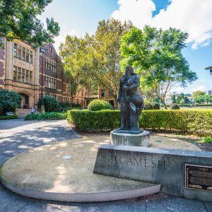 悉尼大学旅游景点图片