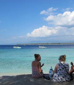 [印度尼西亚游记图片] 第四次印尼行:巴厘岛、宁静的吉利岛,日惹婆罗浮屠(补发,第一部分)