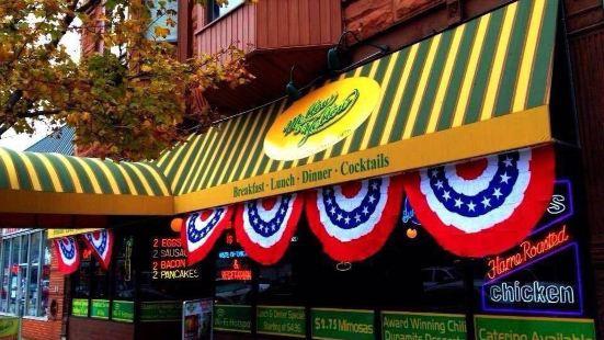 Mellow Yellow Restaurant