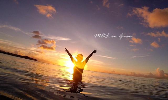 东经144°45′的那片蔚蓝叫做——关岛 Guam