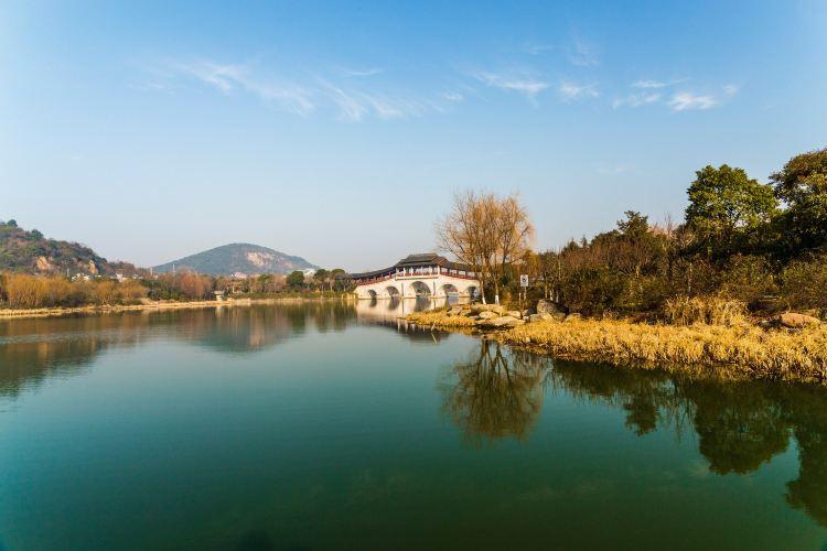 無錫長広渓国家湿地公園2
