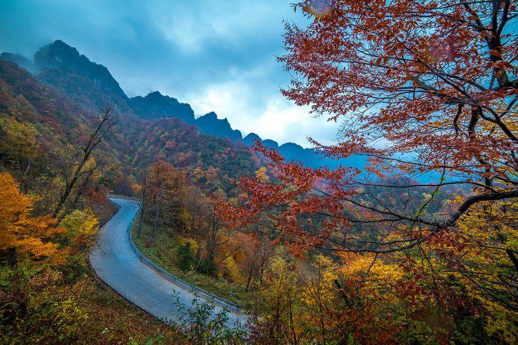 Guangwu Mountain3