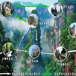 辽源游记图文-张家界行摄记魅力凤凰城 不是攻略胜过攻略