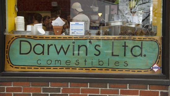 Darwin's Ltd.