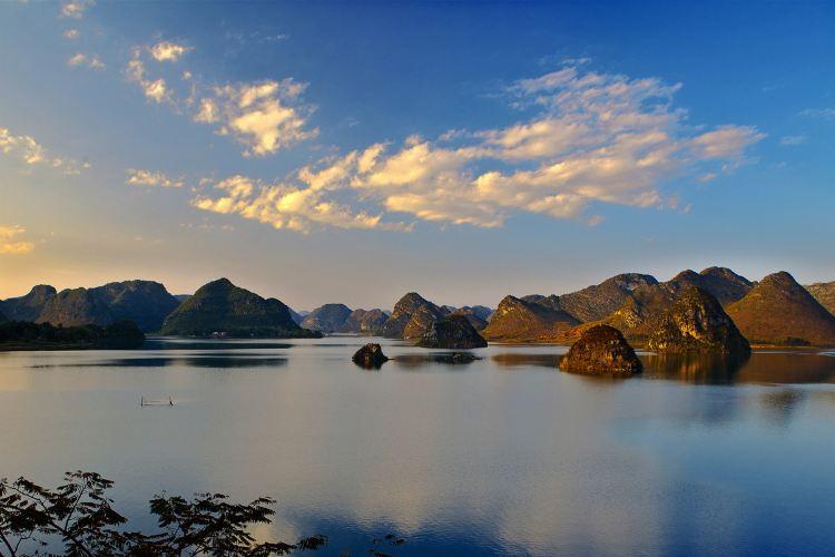 Quyang Lake2