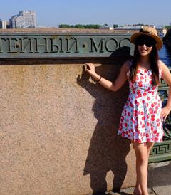 [圣彼得堡游记图片] 【笑妍闯荡之俄罗斯——我在这里天气晴】圣彼得堡维堡两个月;像俄国人一样生活