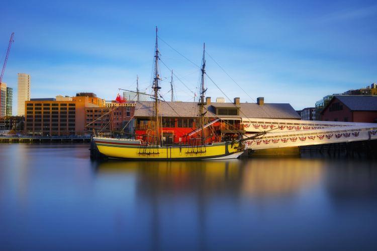 Boston Tea Party Ships & Museum2