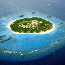 维拉私人岛图片