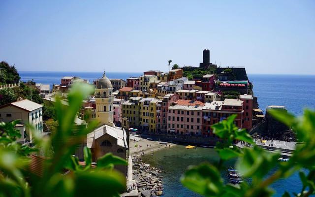 意大利年第二季 五渔村 热内亚 米兰