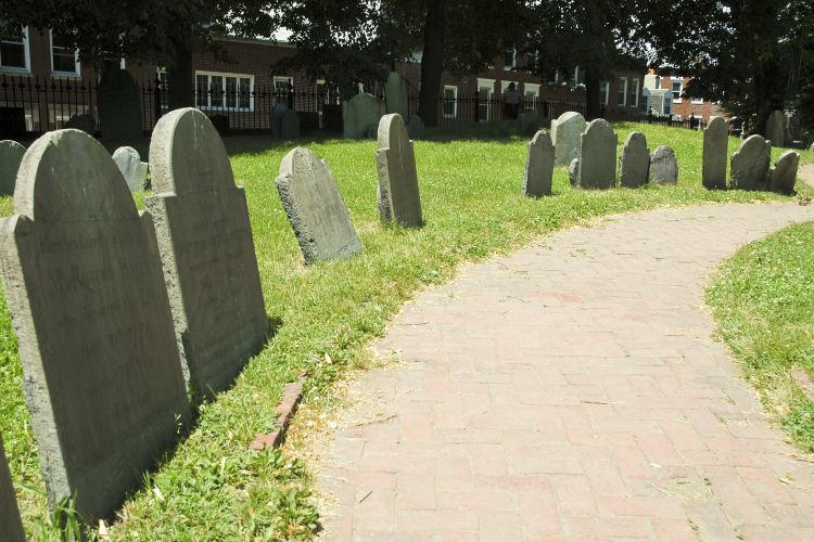 Copp's Hill Burying Ground2