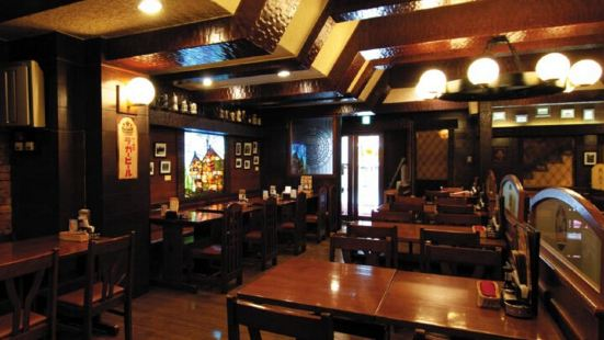 Beer Hall Lion Tanukikoji