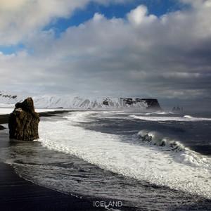 维克游记图文-<冰与雪之歌> 2016年2月冰岛,自驾七天环岛攻略