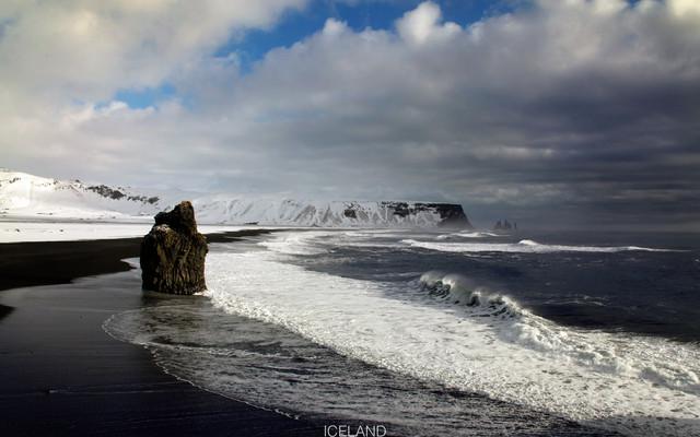 <冰与雪之歌> 2016年2月冰岛,自驾七天环岛攻略