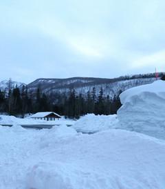 [长白山游记图片] 开春了,我在北纬42度赏雪