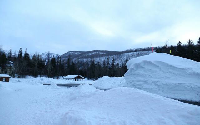 开春了,我在北纬42度赏雪