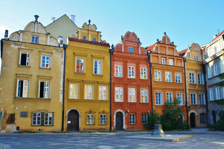 Warsaw Old Town1
