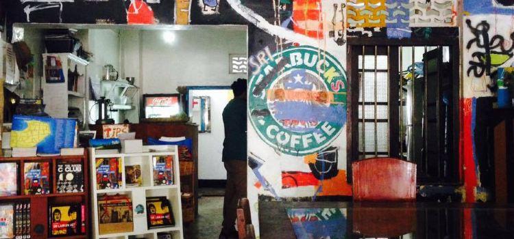Serendipity Arts Cafe