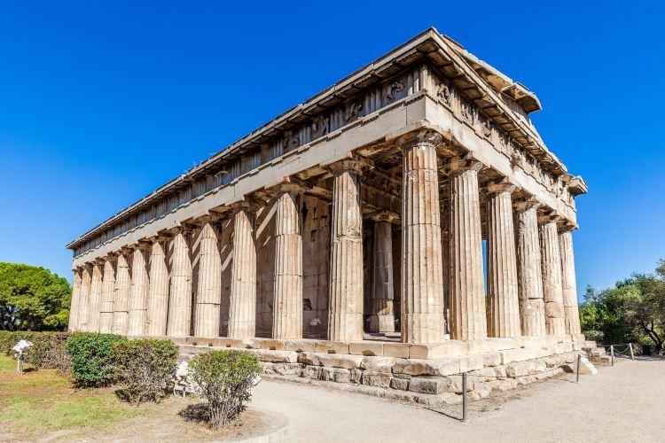 赫菲斯托斯神廟2