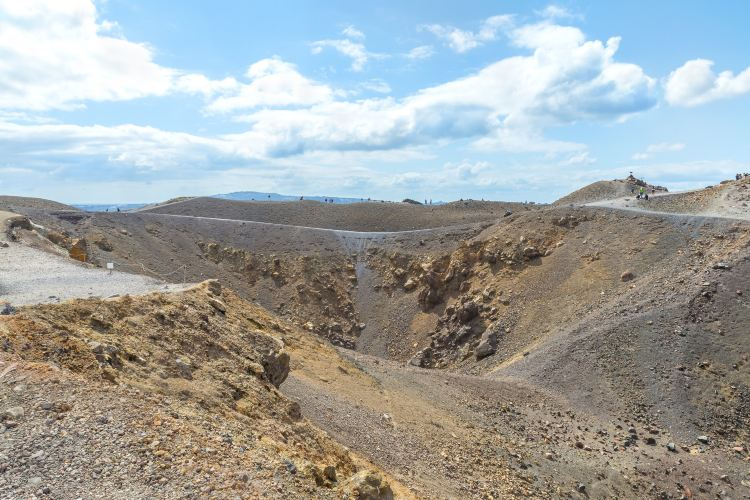 Thira Volcano2