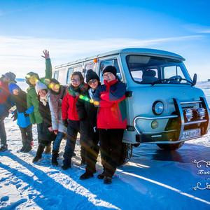 布里亚特共和国游记图文-【冰蓝之眸】踩着贝加尔湖的蓝冰迎接我们的2016(更新完毕)